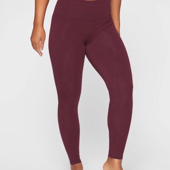 Athleta Pants - Athleta Tight Organic Cotton SP - Auberge